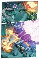Transformers Prime: Rage of the Dinobots 1 by Teyowisonte