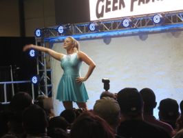 Comikaze Expo 2014: Geek Fashion Show 9 by iancinerate