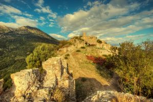 Greece - Mystras - 08 by GiardQatar