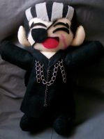 Xigbar Plush by lilnaruto
