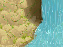 Cave Map by caughtinthehurricane