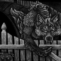 The Werewolf by Cailey5586