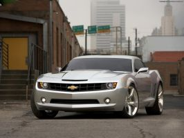 Chevrolet Camaro 10 by FreeWallpapers