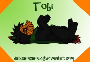 NCTS - Tobi by DarkChocaholic