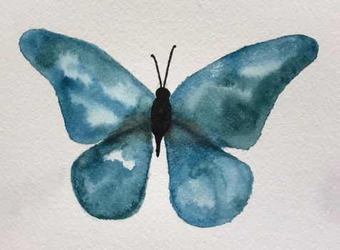 Butterfly 4 by DivsM-stock