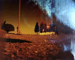 Pinhole Saltaire by redvideo