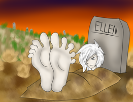 Buried at Boot Hill by DarkSora501