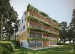 Residential building by evilios