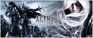 Arthas The Lich King by Y2Natalie