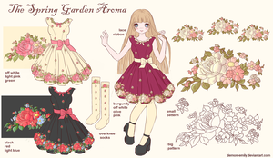 The Spring Garden Aroma by Demon-Emily
