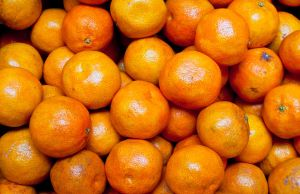 tangerines by Mjag