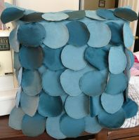 Dragon Scale pillow by Eliea