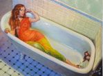 The Bath by cyndavalle