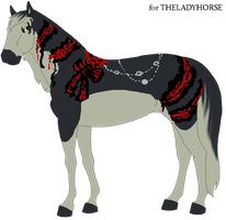 Design for THELADYHORSE by inglorious-vikings