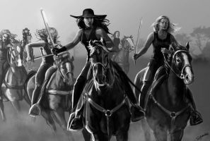 The Charge by SYoshiko