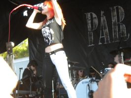 Paramore by Rosaline16
