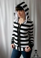 Jack Skellington Hoodie 2 by smarmy-clothes