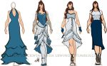 Dresses for dressing up by lady-blackwings