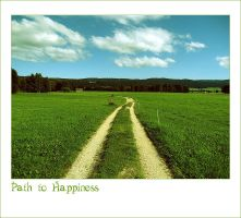 Path to Happiness by D-Lory