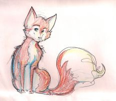 Foxy by adubioussoul