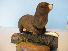 RIVER OTTER 11 by Bagheera3