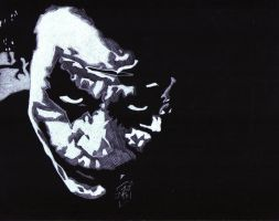 Why so serious? by JazzRy