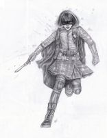 +Hit Girl Awesomeness+ by starkanime