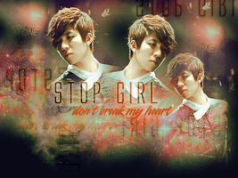 WALLPAPER : UKISS SOOHYUN by chazzief