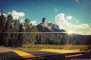 Owl Creek Pass by undead-medic