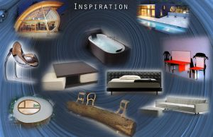 Research and Insperation Board by paintitblack
