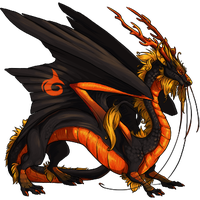 Flaming Gold by PTArionn