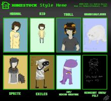 Homestuck Meme by Kimimaro888