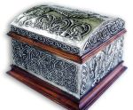 CELTIC CHEST 4 - COMPLETE. by arteymetal