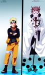 Naruto 671 Collab by Uendy