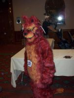 Red XIII 2 by pariahpoet