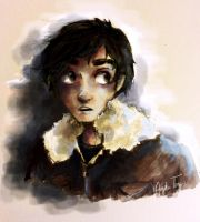 Nico di Angelo by Dreamsoffools