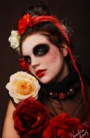 Portrait of a sin by Voodica