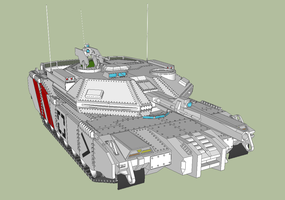 Main Battle tank by MSgtHaas
