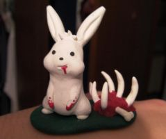Carnivorous Bunny by JBerg18