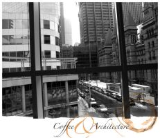 Coffee and Architecture by Violhaine