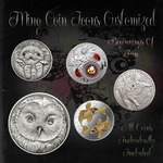 Ming Coins Icons ICO Collection by TheAngeldove