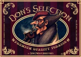 Don's Selection by zillabean