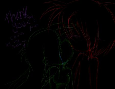 Thank you cause you by my side by Poka-SorM