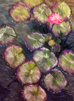 Speedpaint: Waterlily by TheElvishDevil