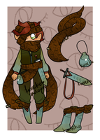 Custom Outfit- Todd by kuroeko-adopts