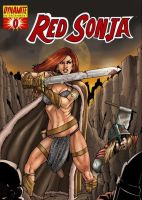 red sonja by brianmiroglio