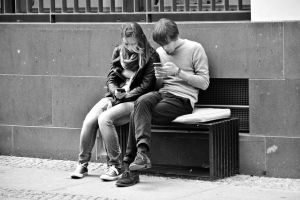 love in the age of the internet by Batsceba