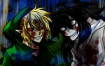 BEN Drowned and Jeff the Killer by ToNDWOo