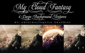 My Cloud Fantasy Texture Pack by OriginalTequila