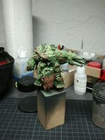 daemon prince nurgle  update by skincoffin